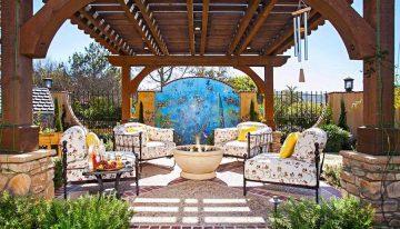 Fresh Breathing Outdoor Patio Design Ideas