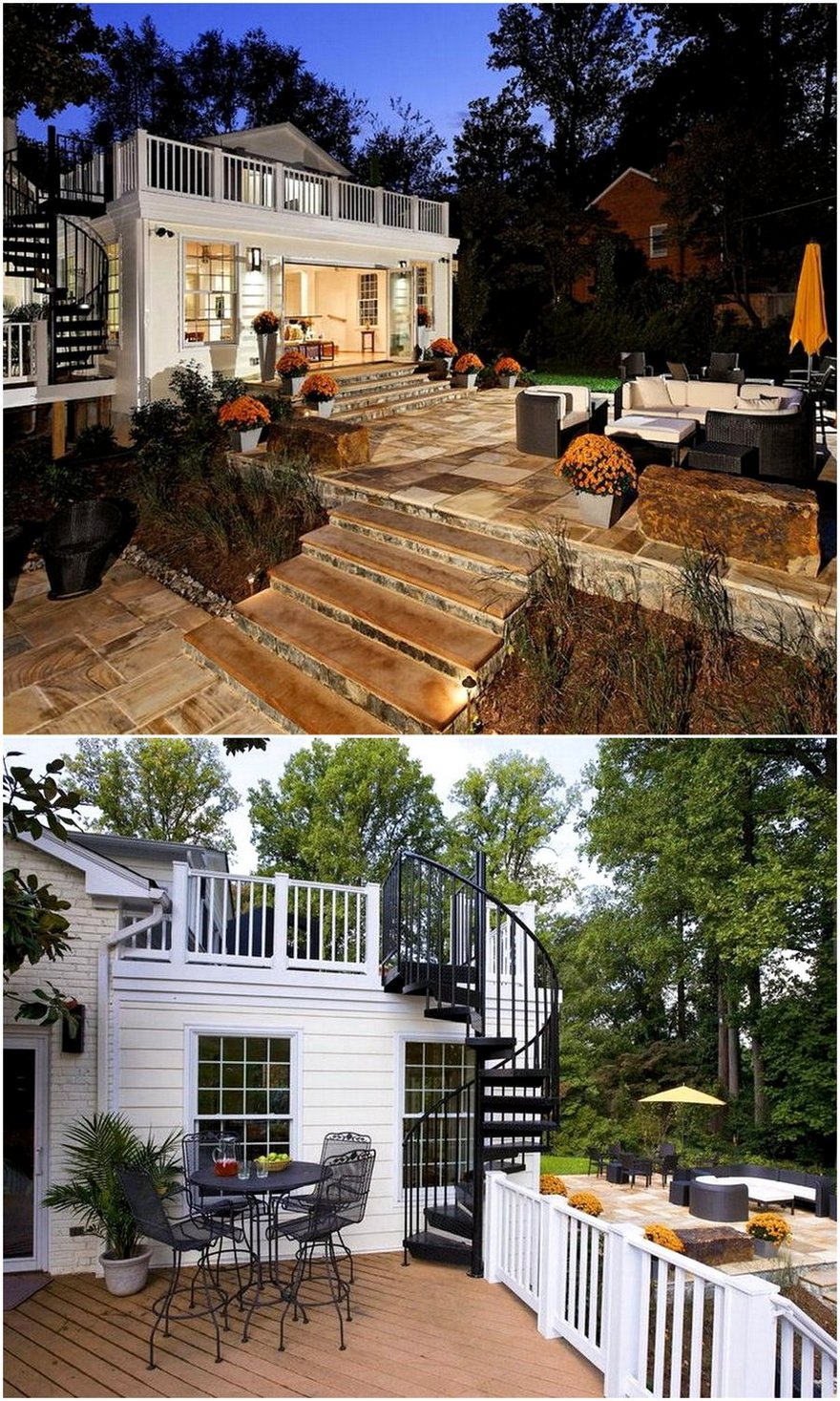 outdoor deck designs 13 - 1