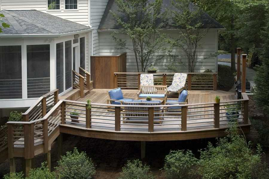 patio deck designs 18