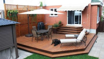 30 Stunning Deck Designs to Inspire Your Patios
