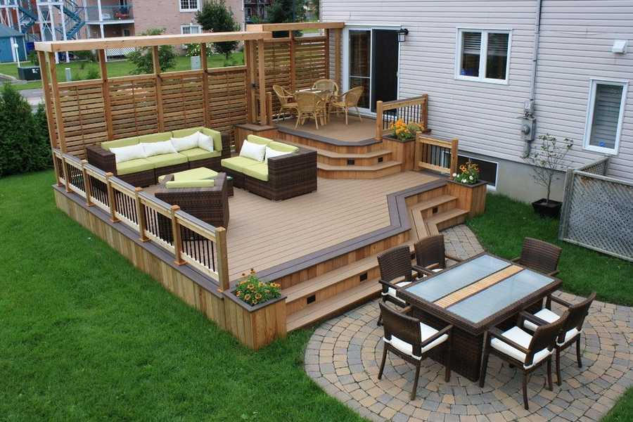 patio deck designs 24