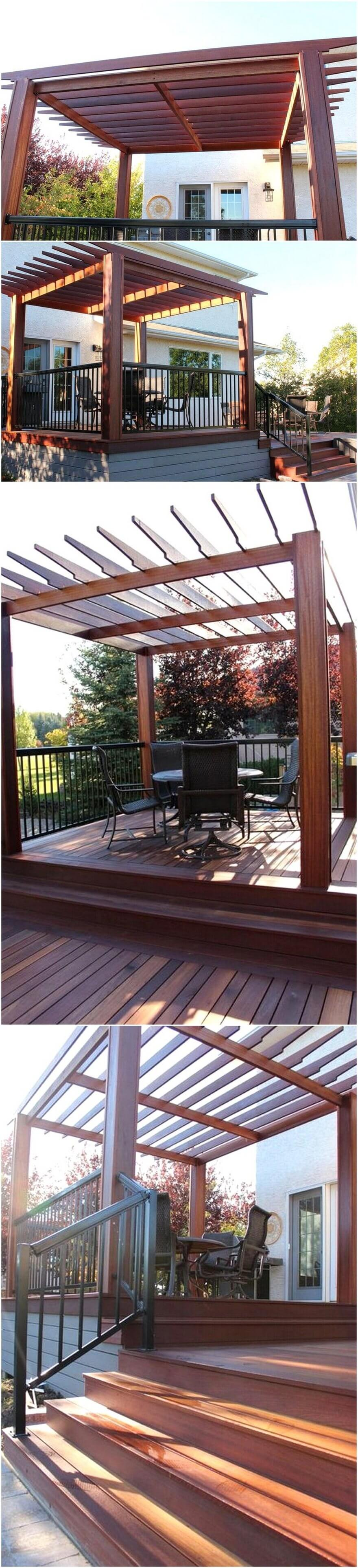 patio pergola deck designs 14