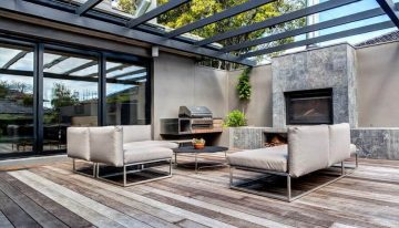 Astounding Design Ideas for Patio Pergola Decks