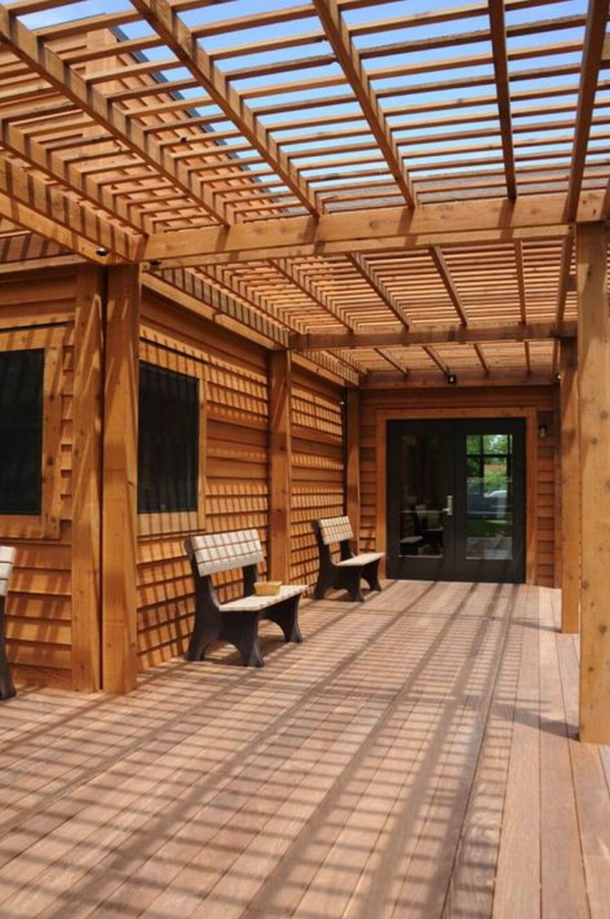 patio pergola deck designs 24