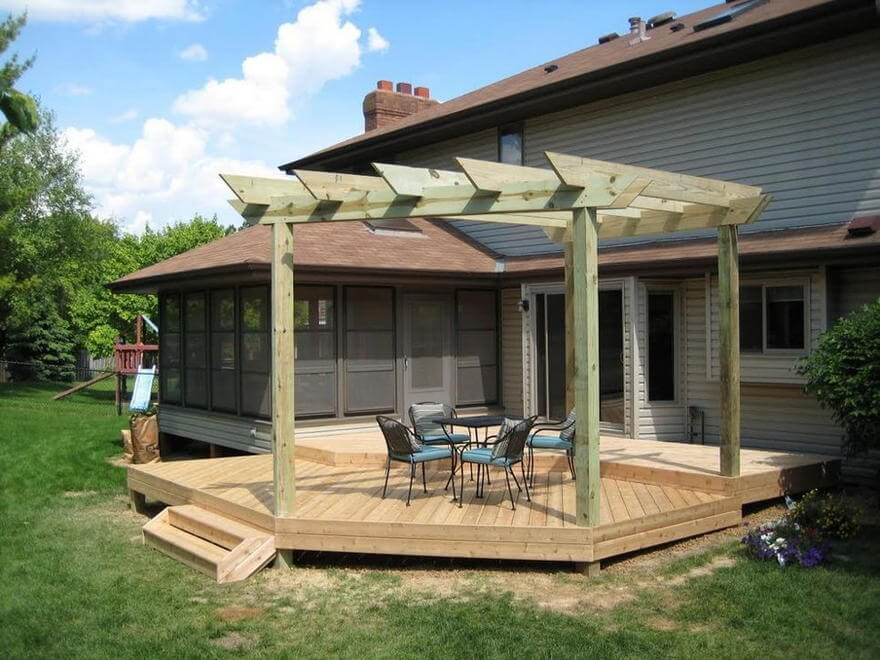 patio pergola deck designs 27