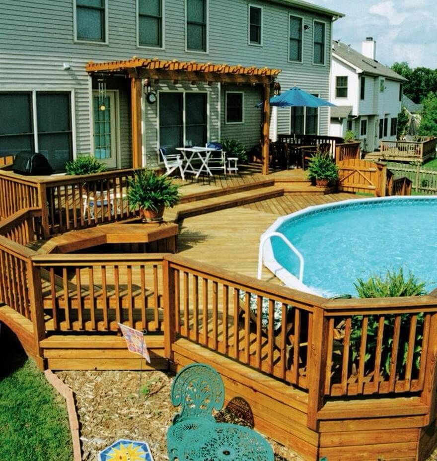 patio pergola deck designs 5