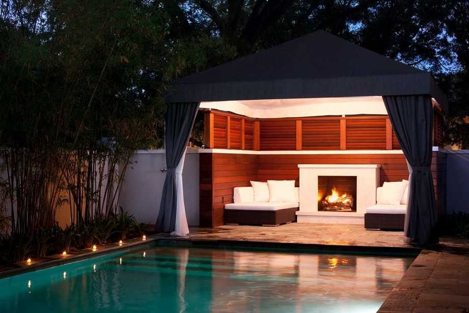 30 Pool Gazebo Design Ideas for Relaxing in Style