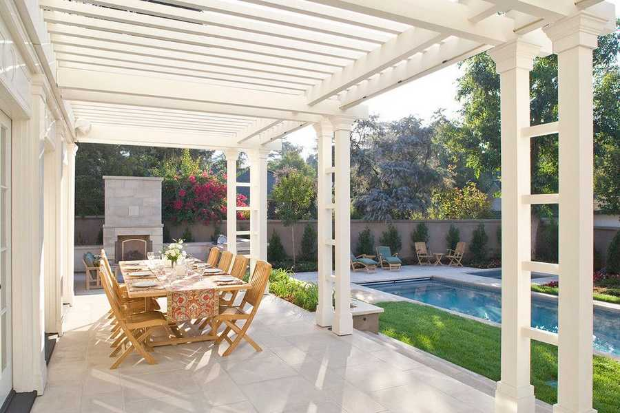 pool pergola design idea 30