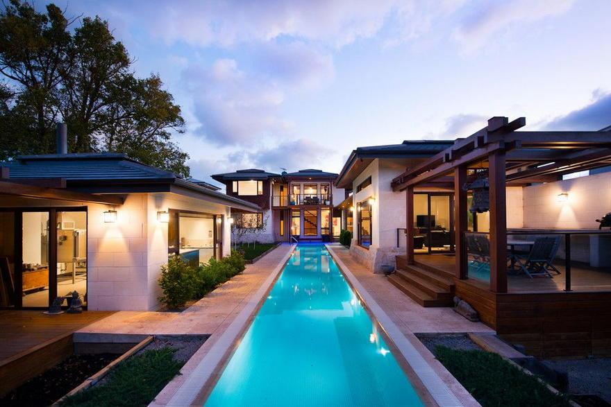 pool pergola designs 0 - 2