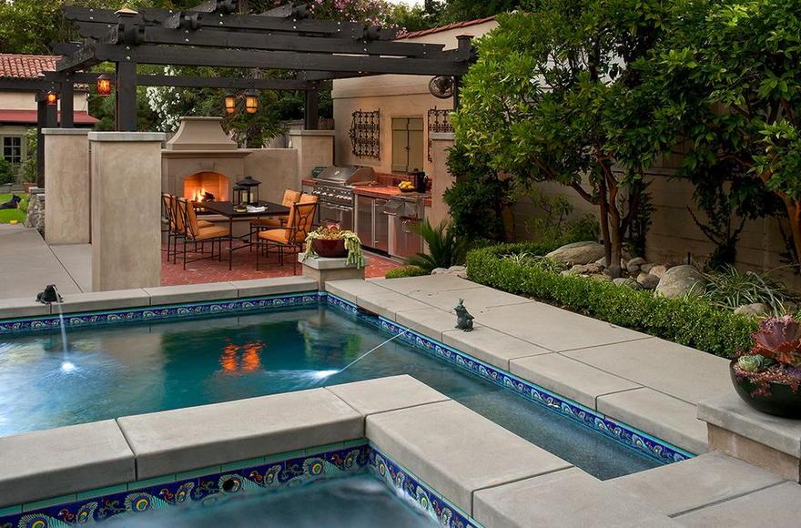 pool pergola designs 0