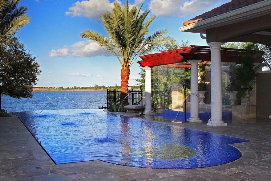 pool pergola designs 1 - 2