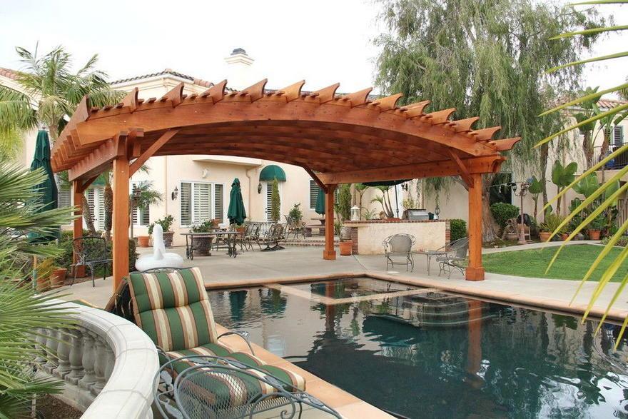 pool pergola designs 16
