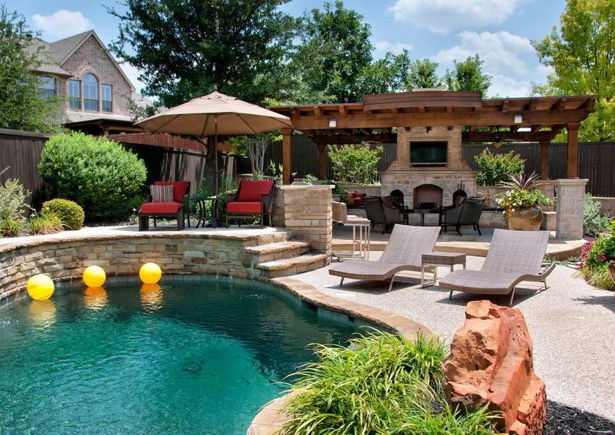 pool pergola designs 17