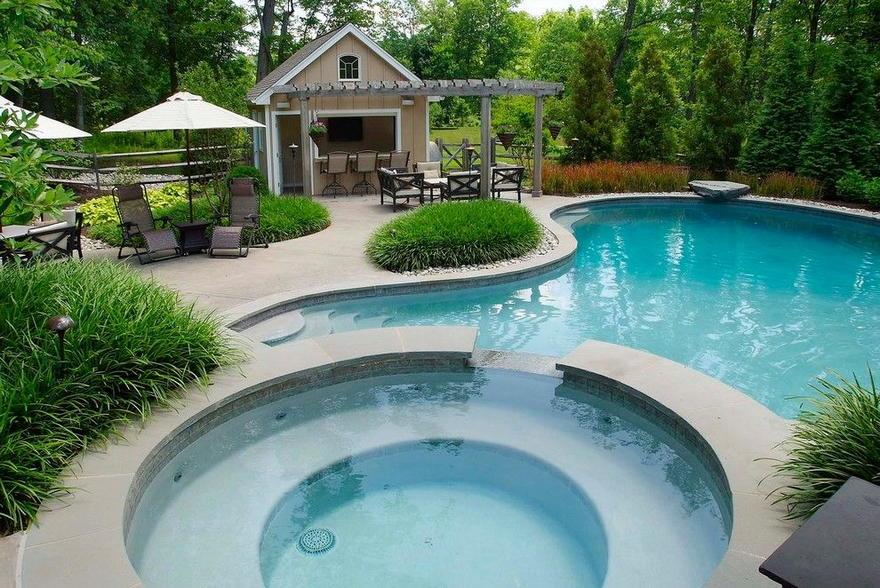 pool pergola designs 25