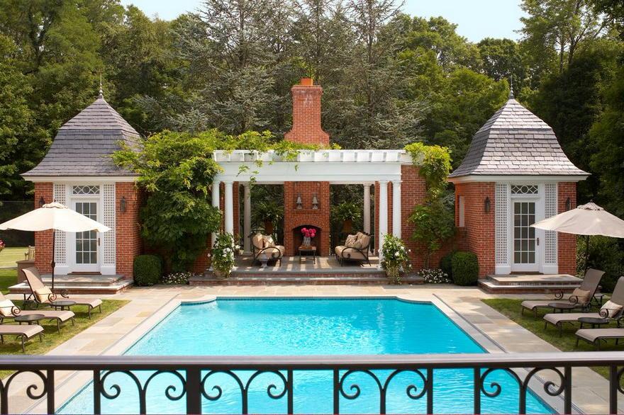 pool pergola designs 27