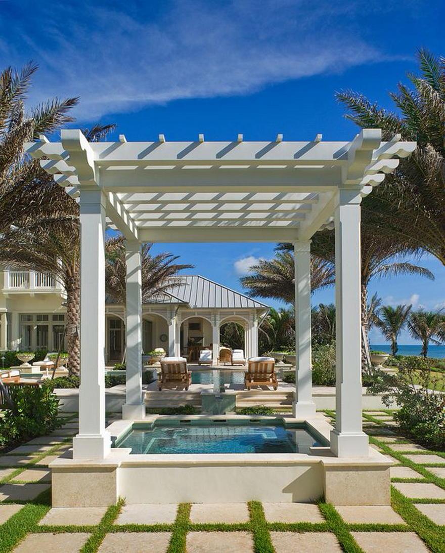 pool pergola designs 30