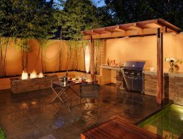Spectacular Ideas for Modern Patio Terrace Designs