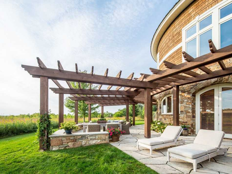 unique pergola designs 1