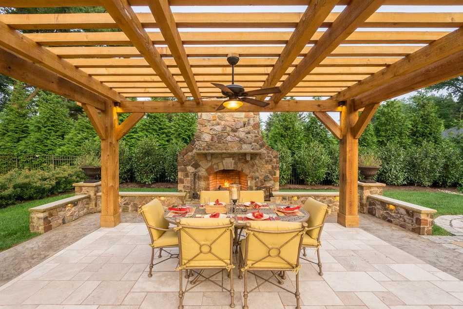 unique pergola designs 11