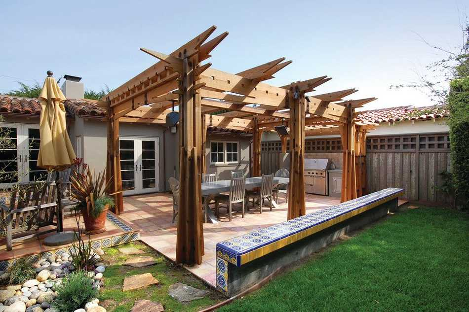 unique pergola designs 2 - 2