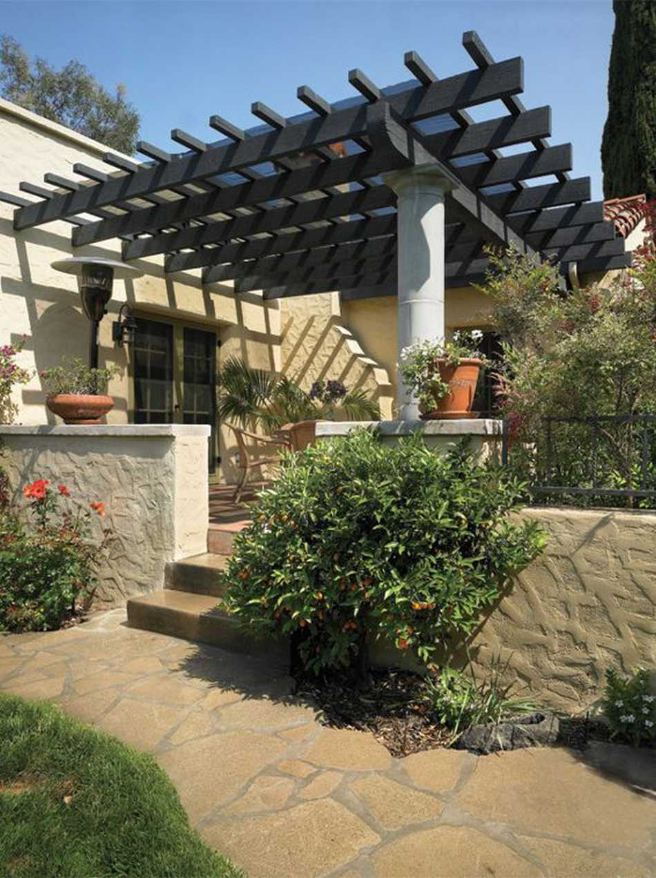unique pergola designs 21
