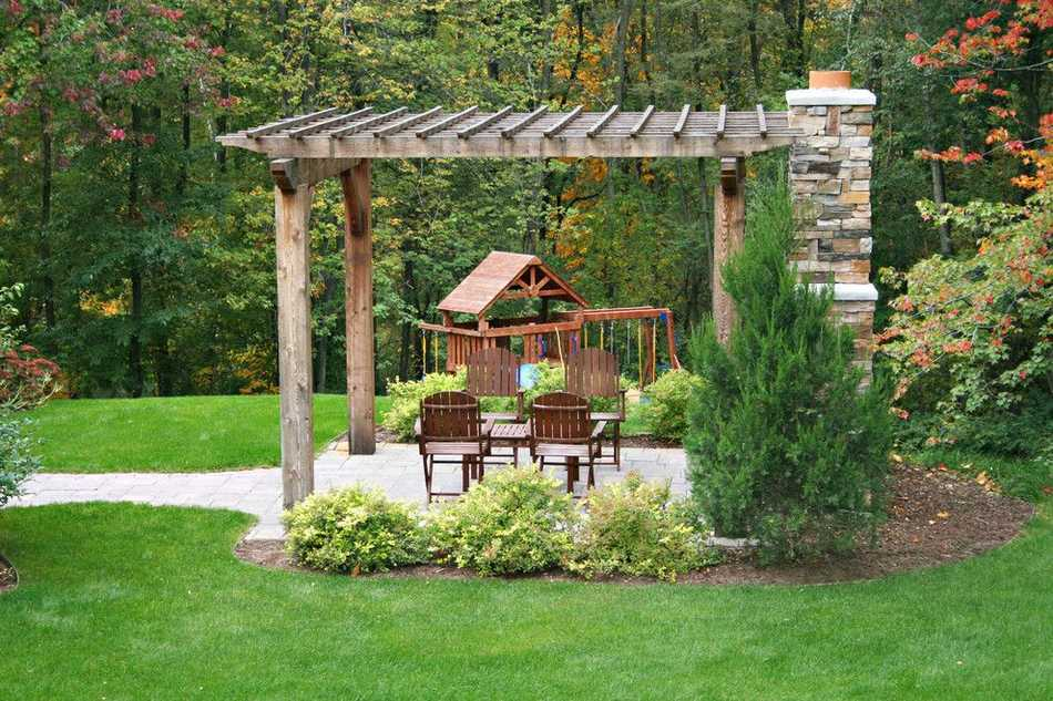 unique pergola designs 22