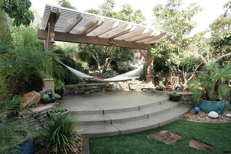 unique pergola designs 26
