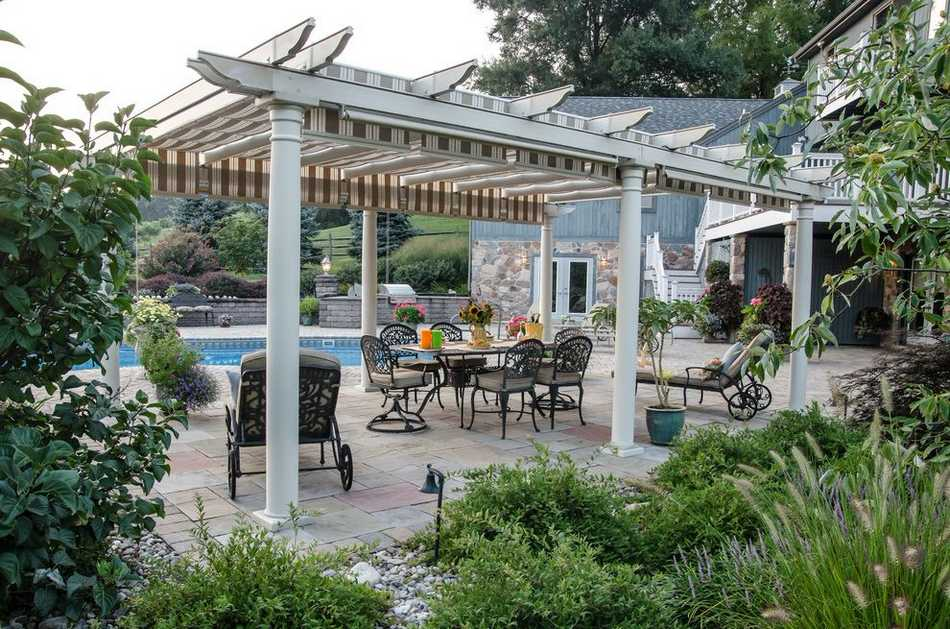unique pergola designs 33
