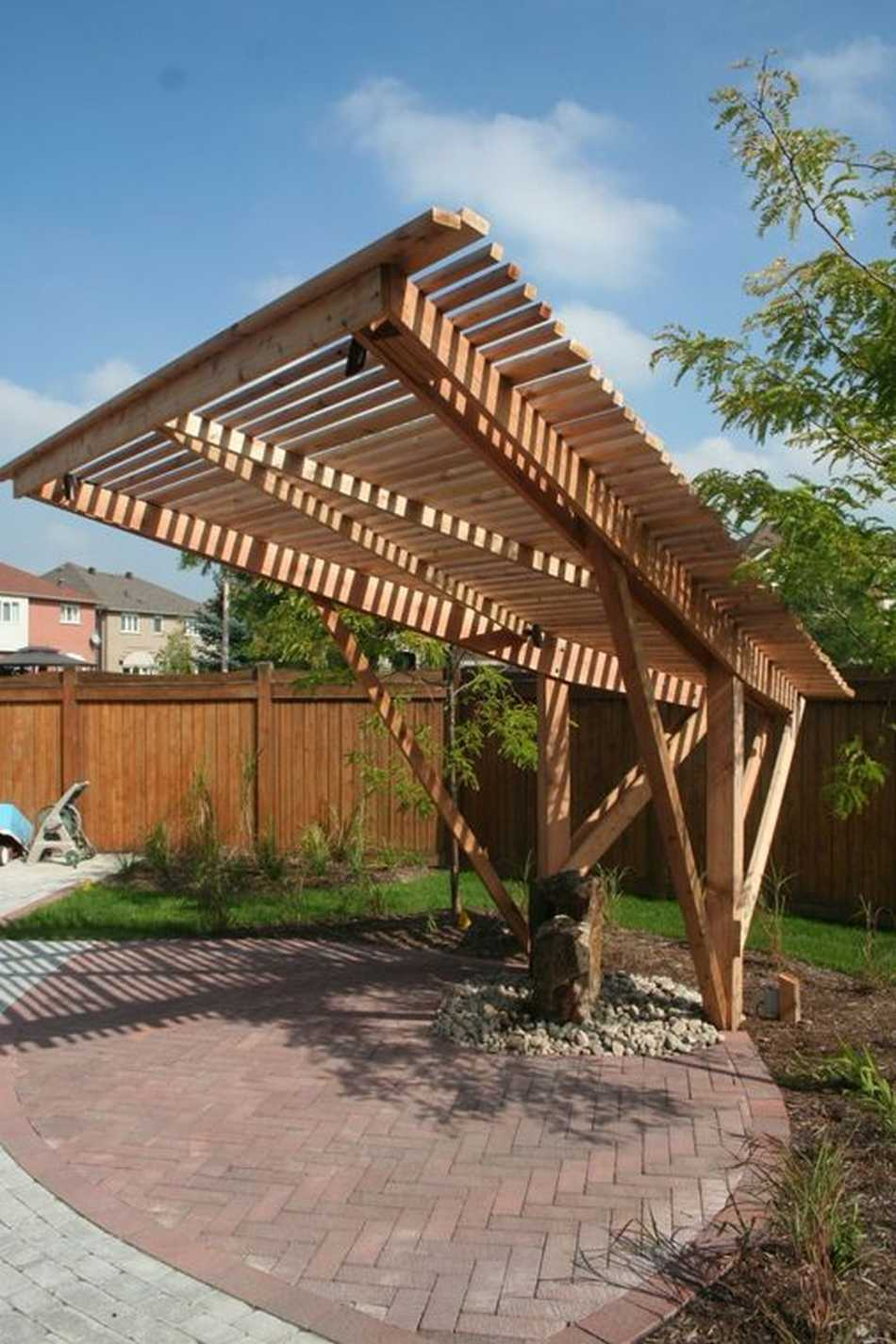 unique pergola designs 7