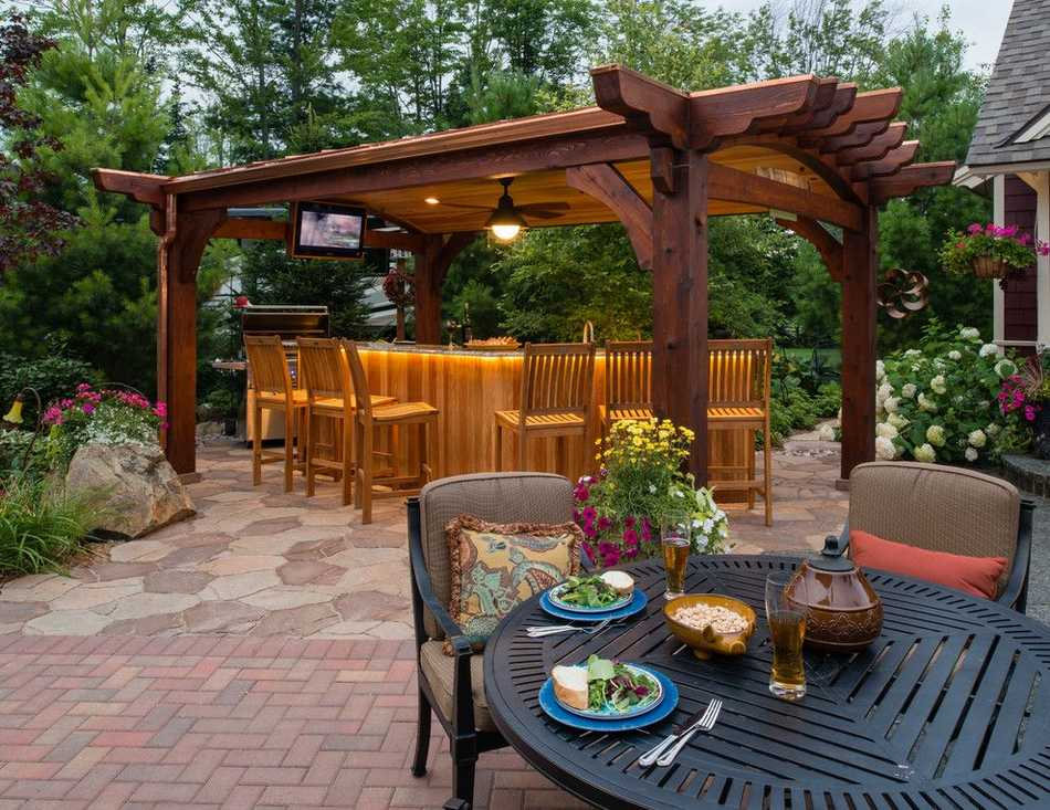 unique pergola designs 9