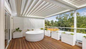 Alluring And Fascinating Balcony Design Ideas