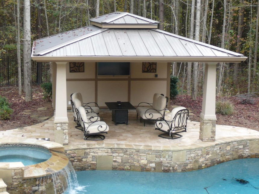 gazebo design ideas 20