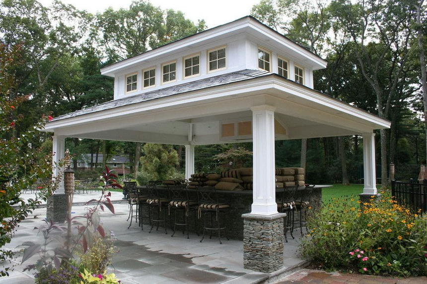 gazebo design ideas 21