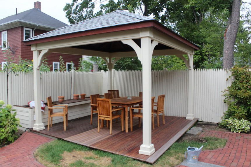 gazebo design ideas 25
