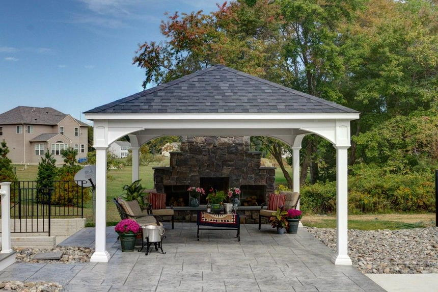 gazebo design ideas 26