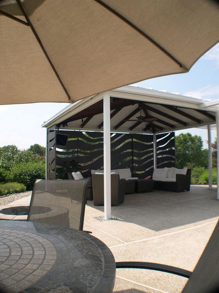 gazebo design ideas 28