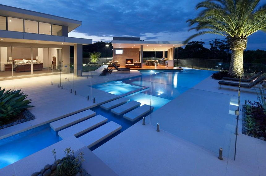 luxury swimming pool designs 10