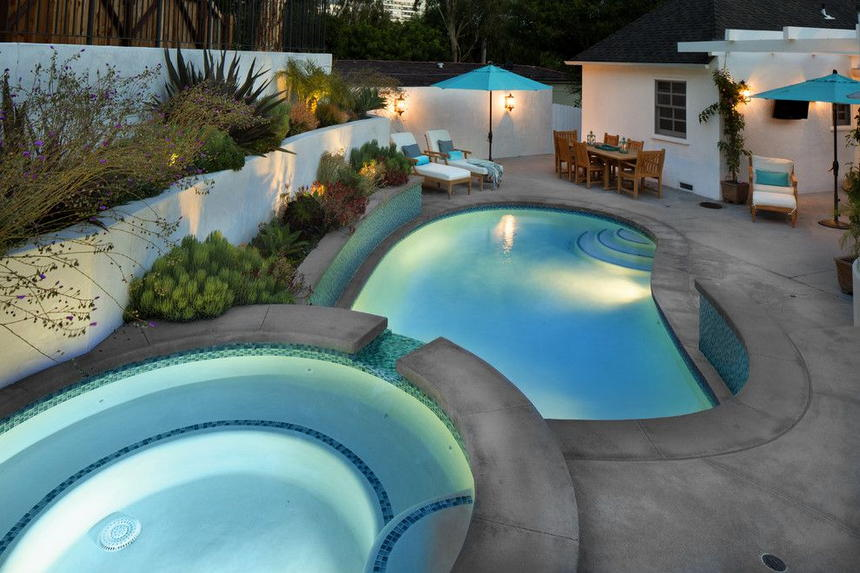 luxury swimming pool designs 13 - 2