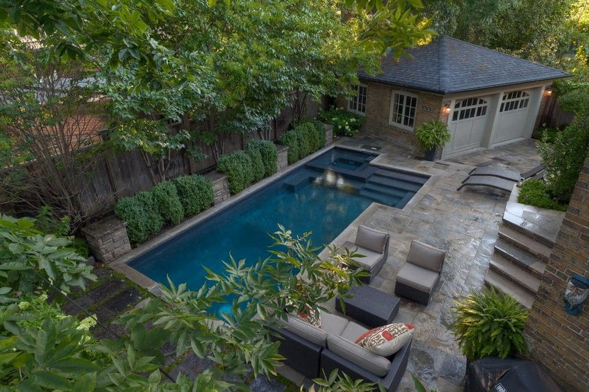 luxury swimming pool designs 13