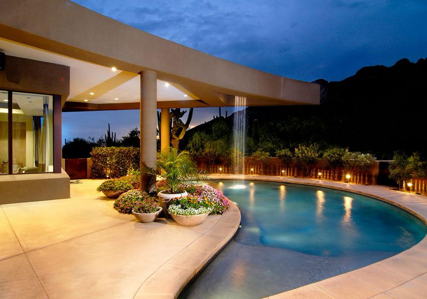 luxury swimming pool designs 19