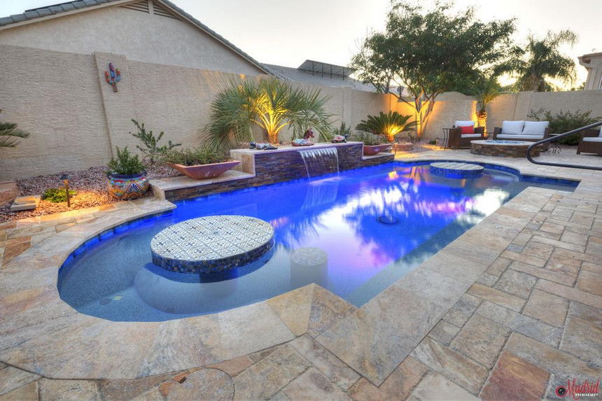 luxury swimming pool designs 2