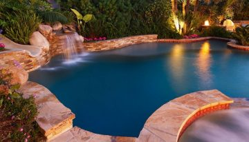 Architectural Modern And Luxury Pool Designs