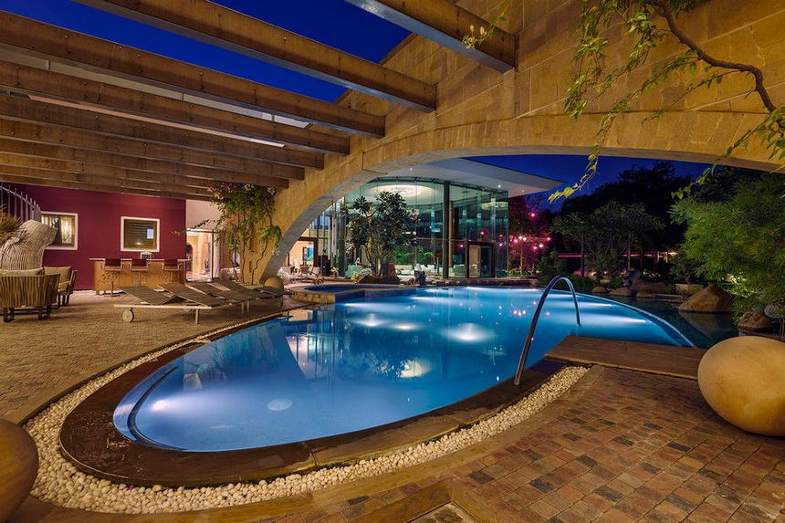 luxury swimming pool designs 22