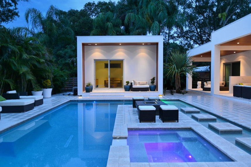 luxury swimming pool designs 25