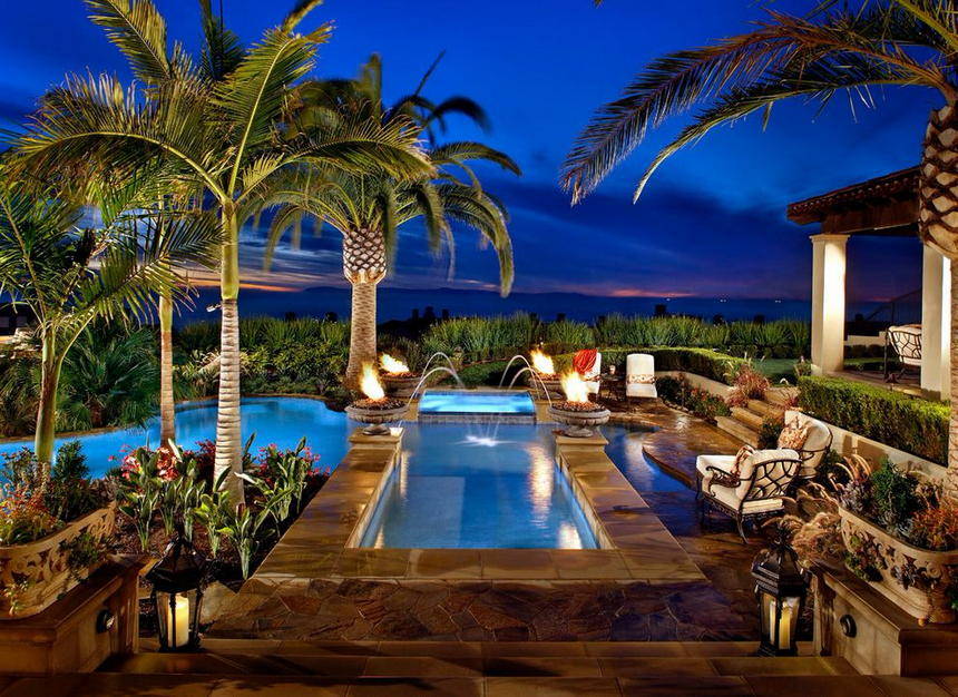 luxury swimming pool designs 3 - 2
