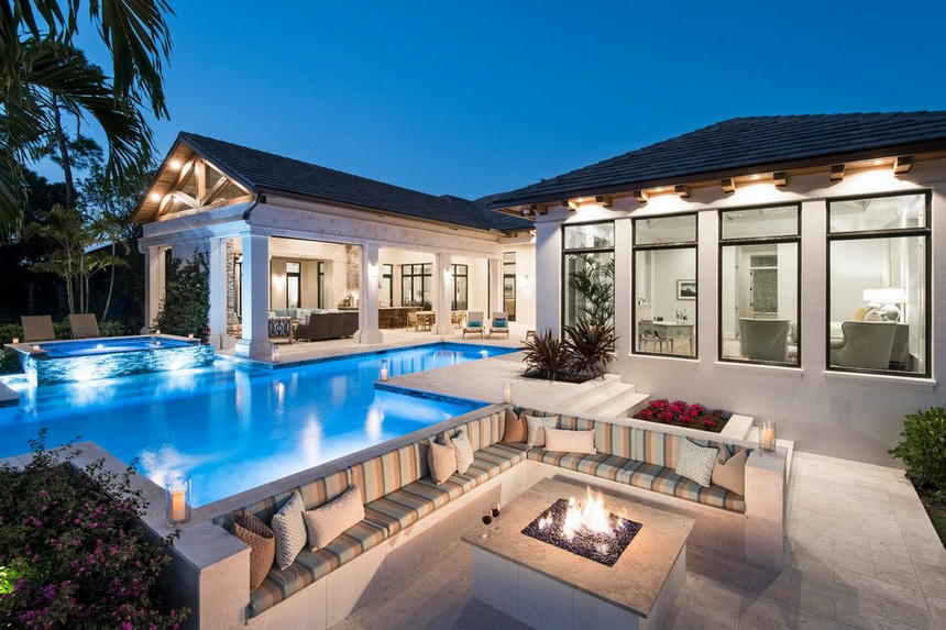 luxury swimming pool designs 32