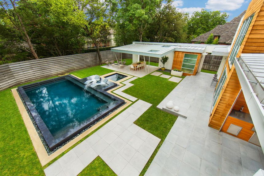 luxury swimming pool designs 5