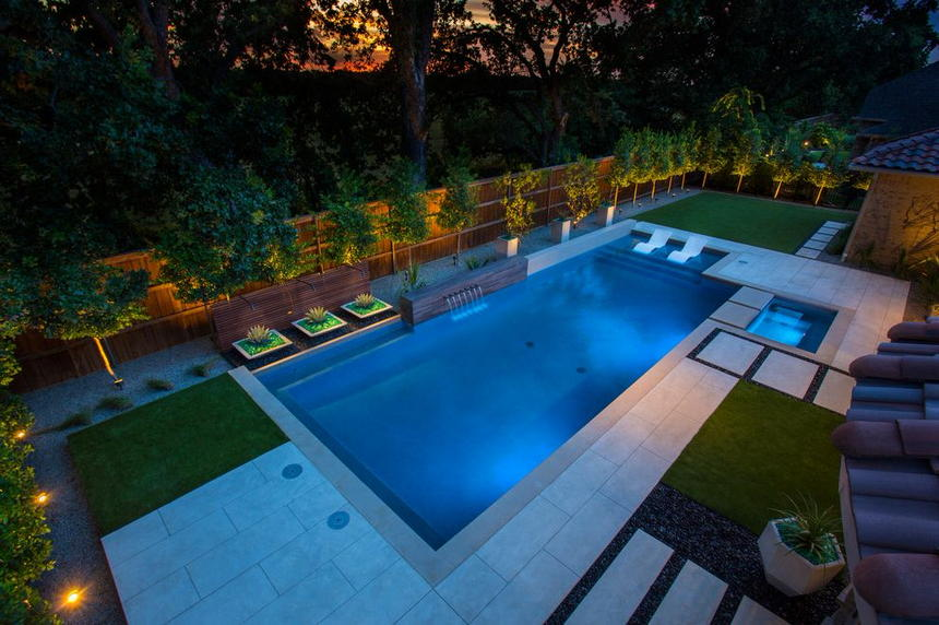 luxury swimming pool designs 8 - 2