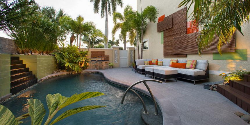 luxury swimming pool designs 8