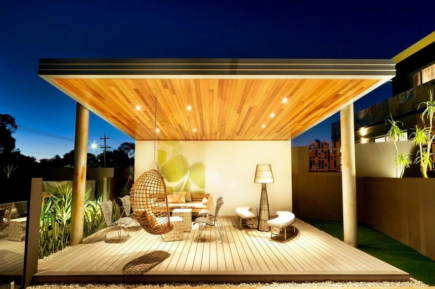 modern patio deck ideas 0 - 2